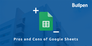 Pros and Cons of Google Sheets in Real Estate Modeling